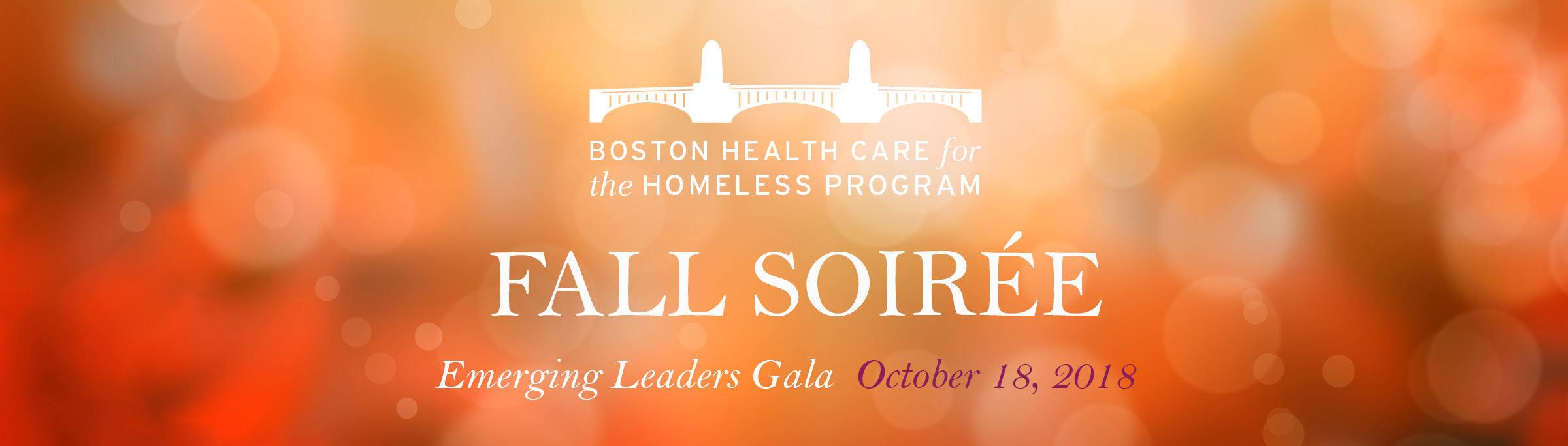 BHCHP Emerging Leaders Board Fall Soiree