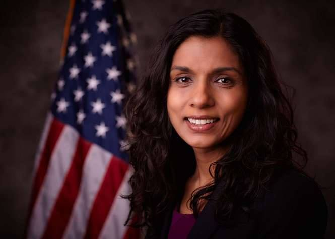 Massachusetts DPH Commissioner Monica Bharel