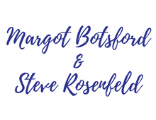 Margot Botsford & Steve Rosenfeld